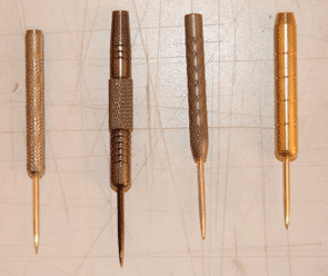 Try different dart barrels.
