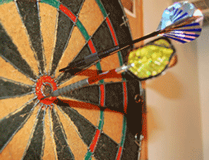 Advanced Strategies For The Dart Game Of Cricket
